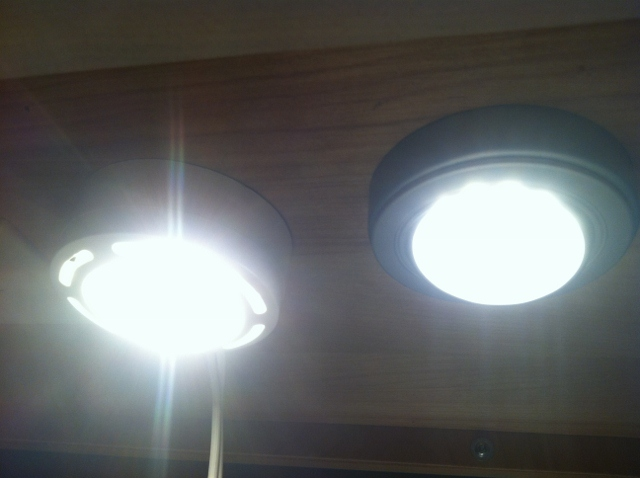 Direct Comparison Of LED And Incandescent Lights 2