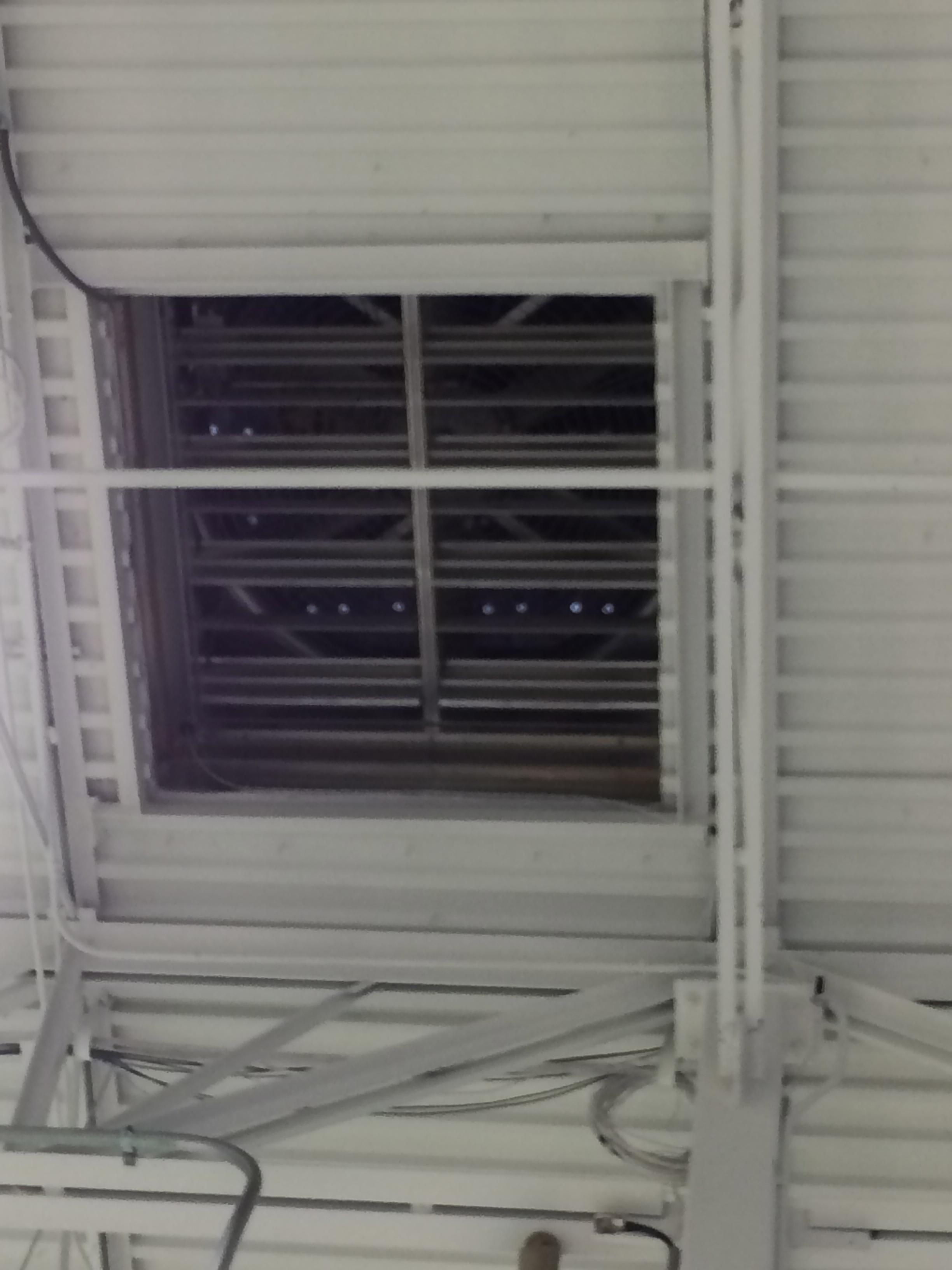 Hi Tech 'Windows' Instead of AC In a New Commercial Building Energy  #2E2A2F