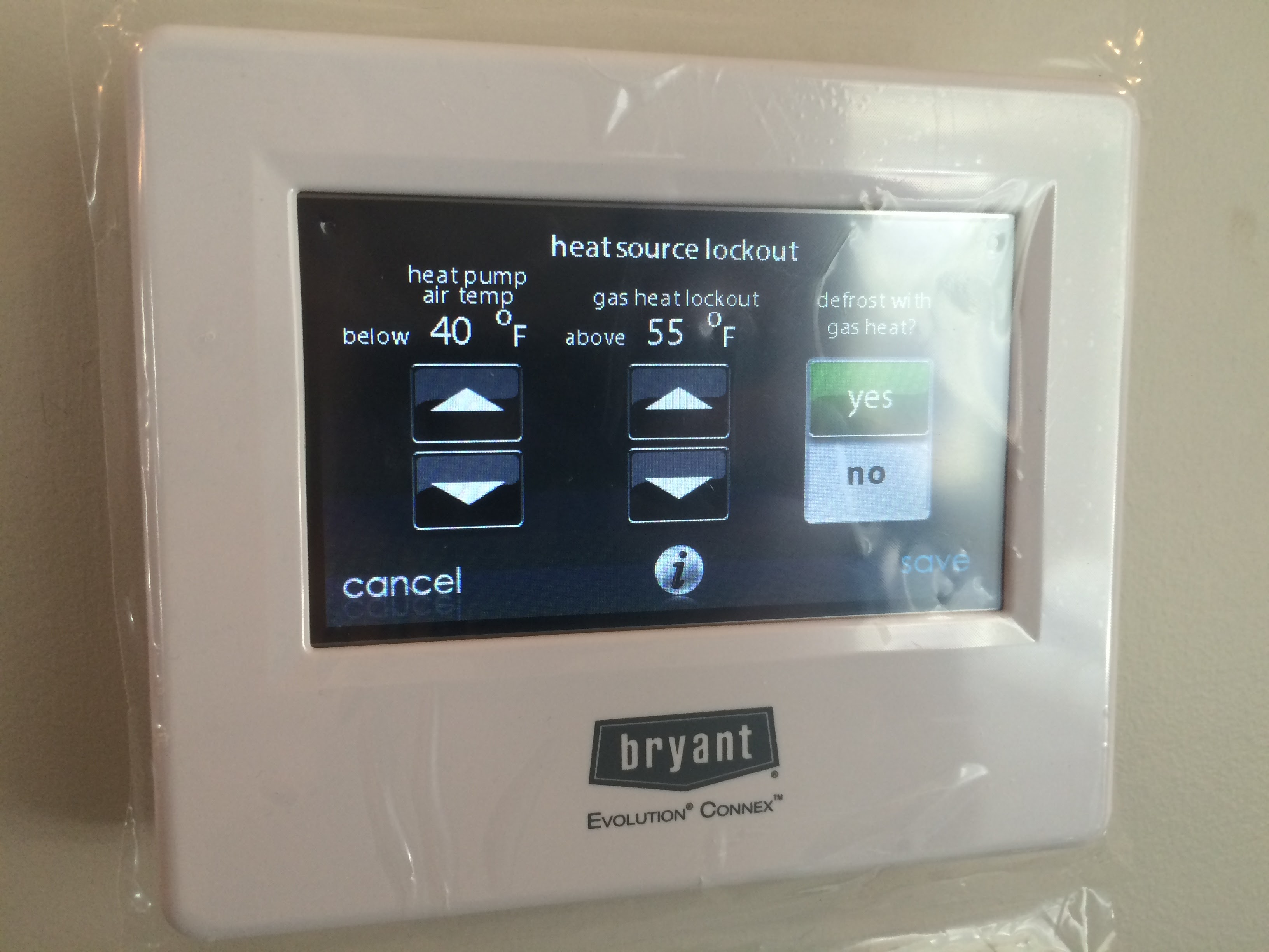 2016 two story with tiny furnace in hinckley energy smart home