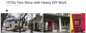 1970s Two Story with Heavy DIY Work Case Study Album